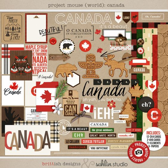 Project Mouse: Around the World - Canada