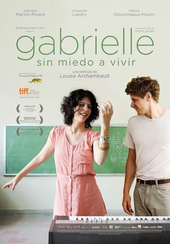 Gabrielle: Sin Miedo Vivir Todo lo que buscas sobre cine: noticias, cartelera, películas, críticas, foros, blogs y mucho más.