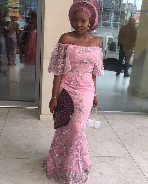 20 Trends of Aso-Ebi Styles for the Ladies That Wants To Steal The Party - WearitAfrica