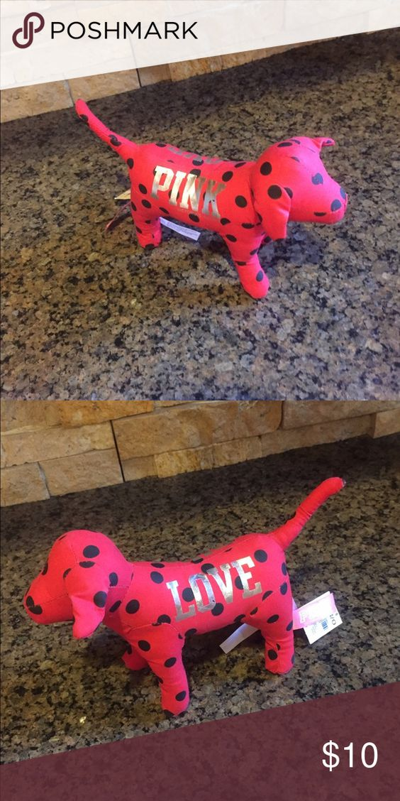 Victoria's Secret Dog Red With Black Dots Smoke Free Home Victoria's Secret Other