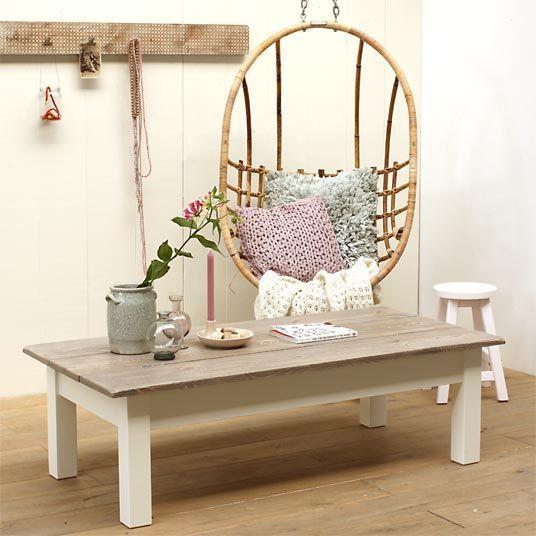 Timzowood living - Wat op een salontafel ...