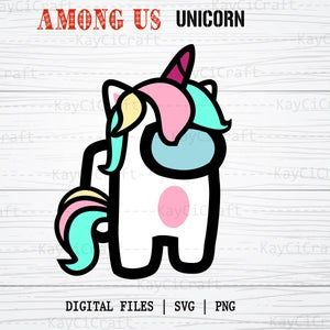 Among Us Png Sound Goals Svg Among Us Character Png Etsy In 2021 Cute Easy Drawings Unicorn Svg Print Decals
