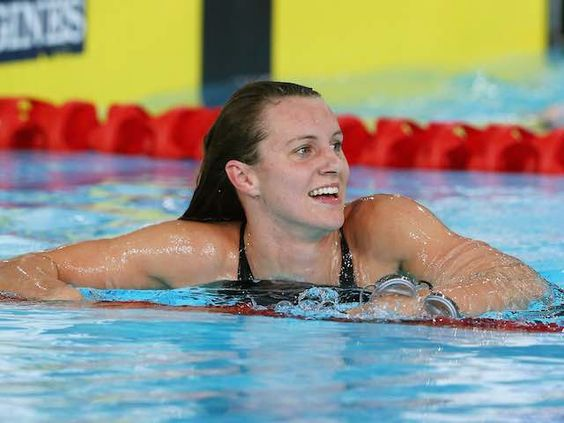 Result: Jazz Carlin earns second Olympic silver