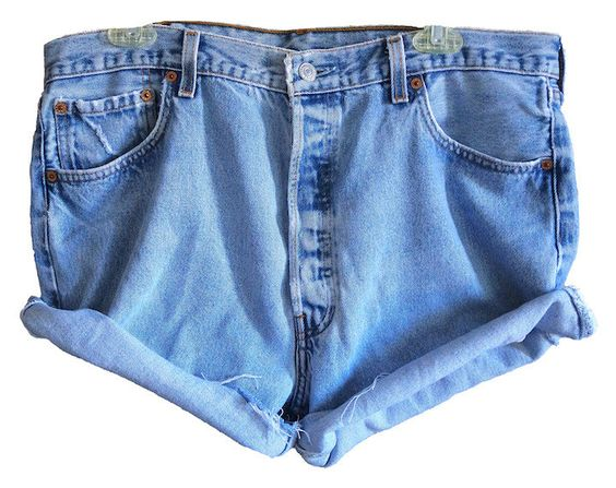 Levi 501xx shorts denim cutoffs jean roll ups high waisted vintage hips size 38 x 31 larges or medium gorgeous cut perfect perfect fit rare by VELVETMETALVINTAGE on Etsy
