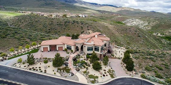 3613 Silver Vista Drive Exceptional Views of #Reno. Finest Finishes and Details. #HomeforSale
