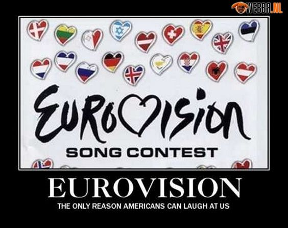 where has eurovision been held