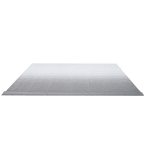 Aleko Rvfab15x8grey26 Rv Awning Fabric Replacement 15 X 8 Feet Gray Rv Awning Fabric Fabric Awning Aleko Awning