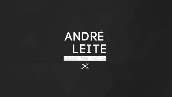 ShowReel 2014 - André Leite. Alguns trabalhos em Finalização - Motion Graphics - Direção  Programas AE PS AI C4D Final Cut e Davince.  Camer...
