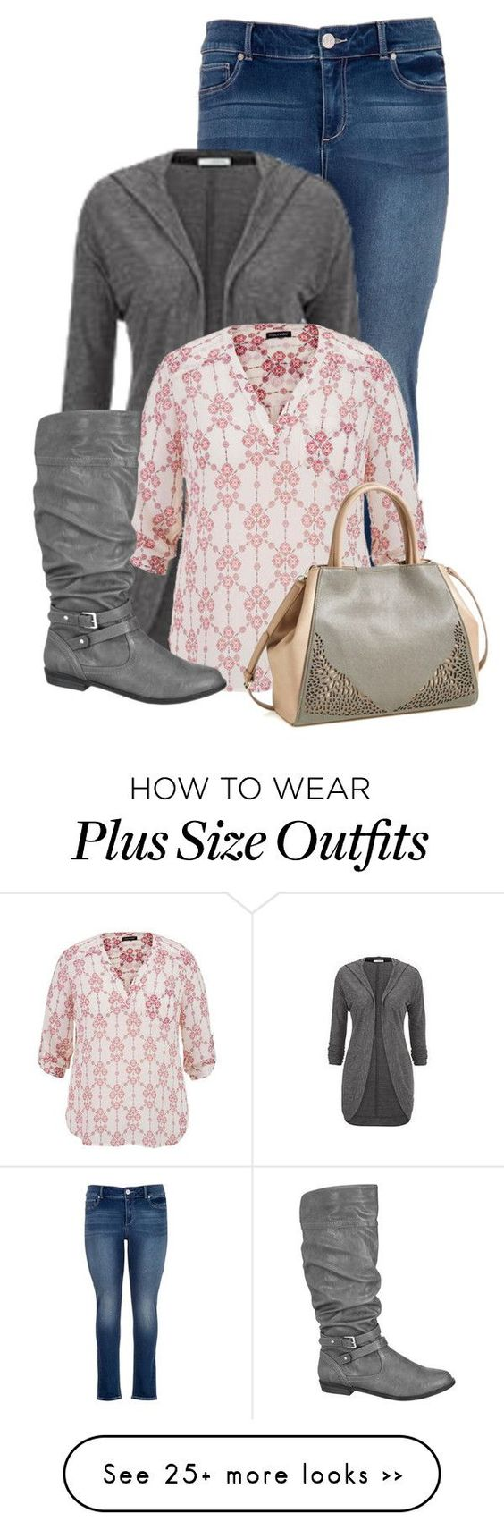 Plus size outfits - very nice.
