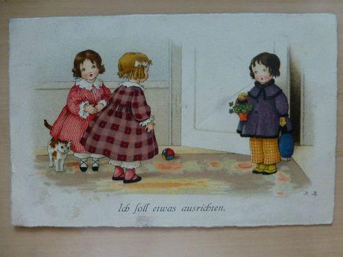 AK Kinder, Baumgarten, M&B, Serie 2631, gel. | eBay