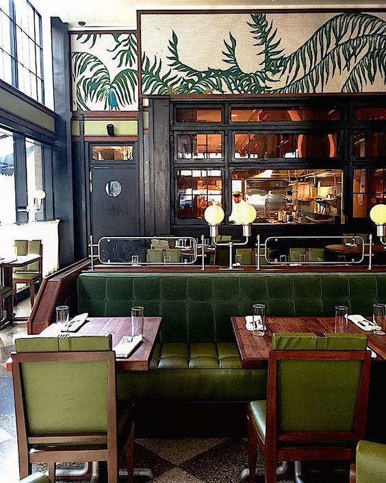 New Orleans Design: Josephine Estelle Restaurant In The Ace New Orleans