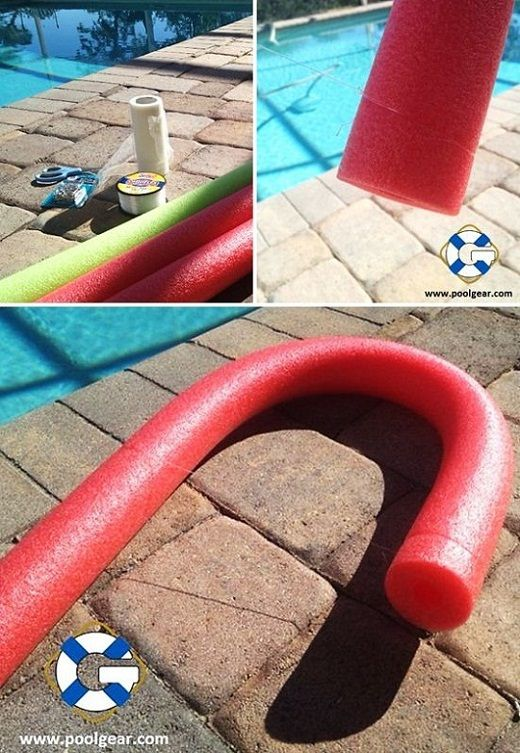 Big Candy Cane Decorations Endearing With Just A Few Materials These Swimming Accessories Can Be Turned Inspiration