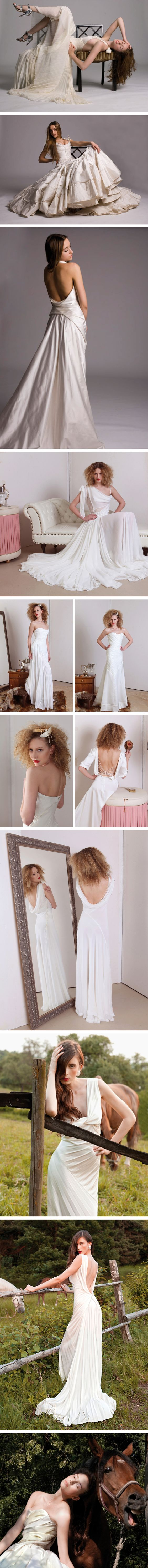 Das eine Kleid für den einen Tag. Von Couturier Andreas Remshardt. - Paper & Soul – haute couture weddings