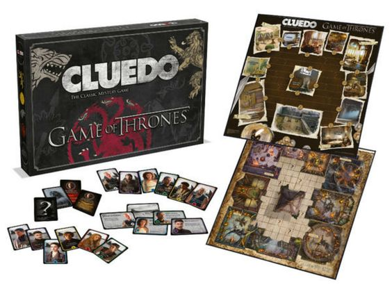 You Can Now Play #GameOfThrones #Cluedo - in time for #Christmas:  (via Time Out London)