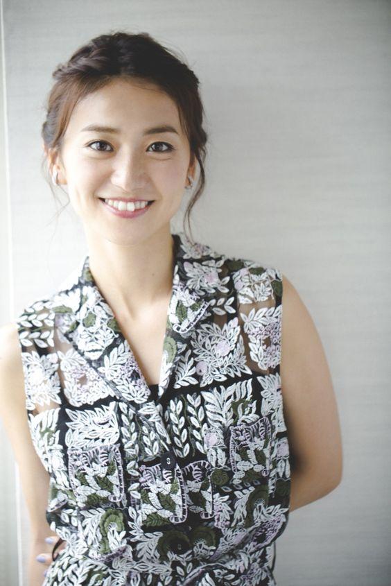 おしゃれワンピの大島優子
