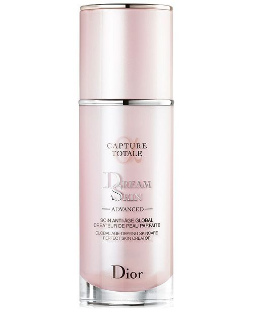 Discover The New Dreamskin Advanced Dior S Iconic Instant Skin Perfecter Now In A New Advanced Formula Dior Capture Totale Best Skin Care Brands Dior Skincare