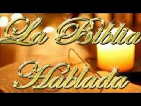 Libro de PROVERBIOS completo La Biblia hablada completa (AUDIO Nitido) - YouTube