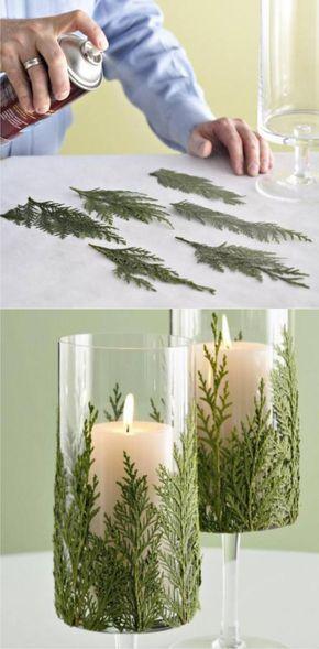 Jak zrobić ozdobny świecznik
