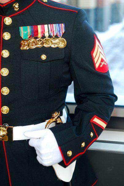 Marine love!
