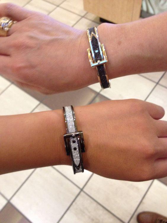 Mom and daughter bracelet <3