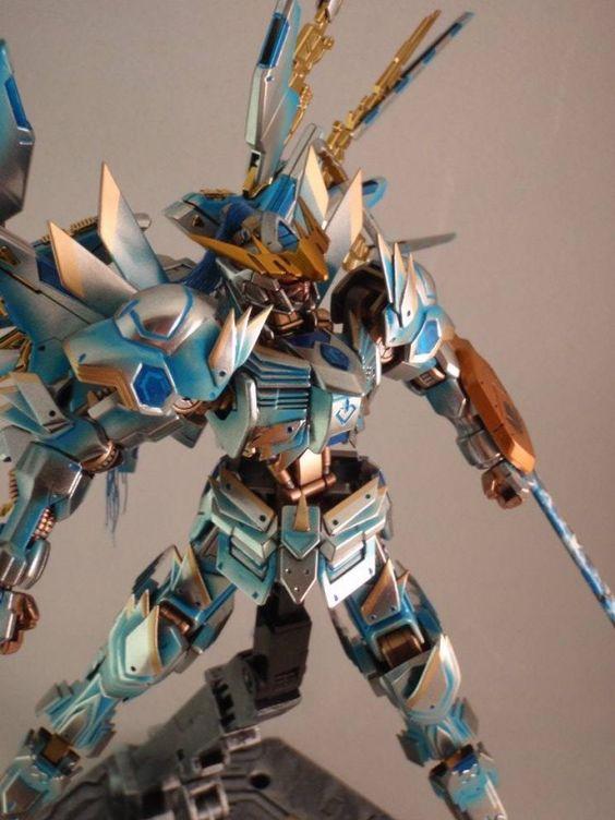 POINTNET.COM.HK - 改裝作品 HG 1/144 Gundam Barbatos