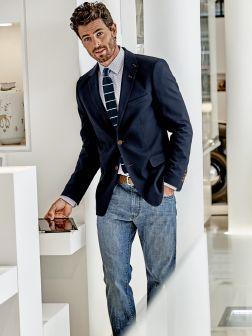 Smart Outfit Zehnkampf-Sakko