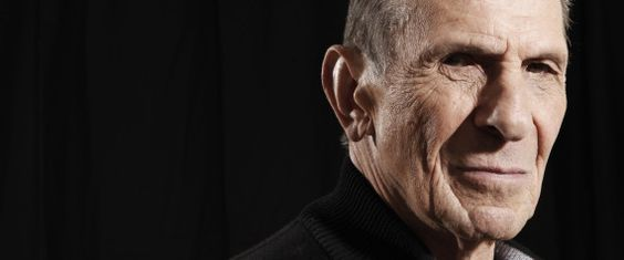 LEONARD NIMOY dies at the age of 83 - 2/27/15