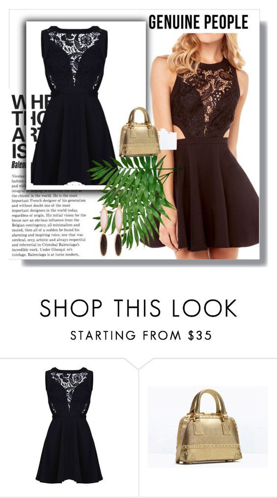 """""""GENUINE PEOPLE"""" by ajdin-lejla ❤ liked on Polyvore featuring Genuine_People"""