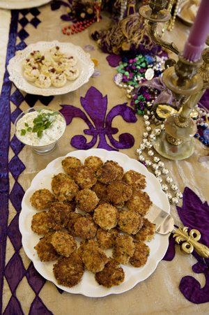 J.B.'s Crab Cakes with Diane's Caper Sauce