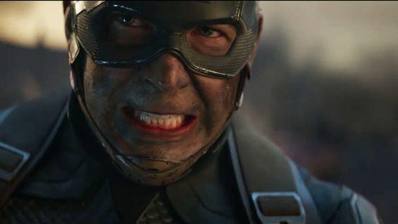 Captain America Avengers: Endgame trailer