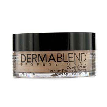 Dermablend 1 oz Cover Creme Broad Spectrum SPF 30 (High Color Coverage) - Natural Beige