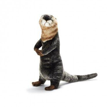 Hansa Standing Otter