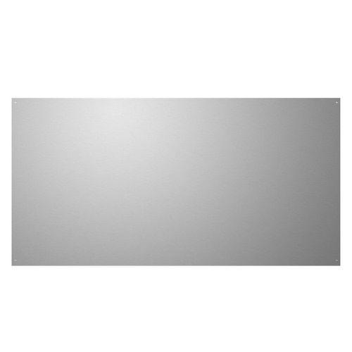 Broan Duct Free Universal Backsplash Plate Stainless Steel Lowes Com Broan Metal Backsplash Kitchen Stainless Steel Backsplash