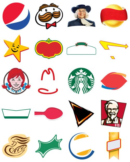 Most American S Can T Identify 12 Of These Food Logos Can You