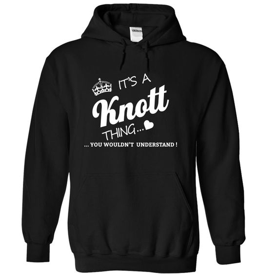 [Best stag t shirt names] Its A KNOTT Thing Coupon 20% Hoodies, Tee Shirts