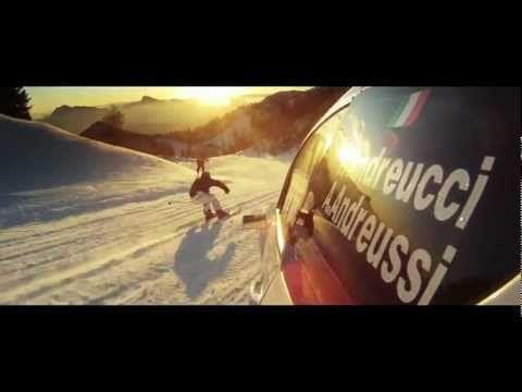 Watch A Peugeot Race A Skier Down A Mountain: Watch, Pump