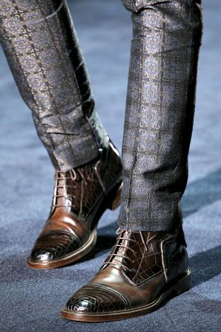 Gucci Fall 2012 Menswear