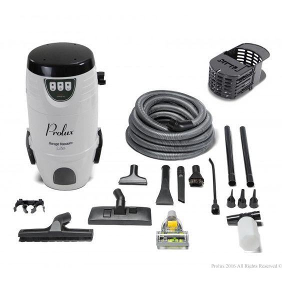 Prolux LITE Wet/Dry Garage Vacuum, Shampooer, Blower and Detailer