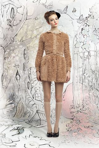 Red Valentino Fall 2012 Ready-to-Wear