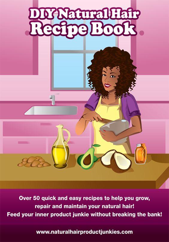 Diy natural hair gel recipe