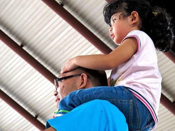 Ayah dan putrinya