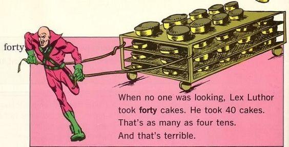 Cake-thieving Lex