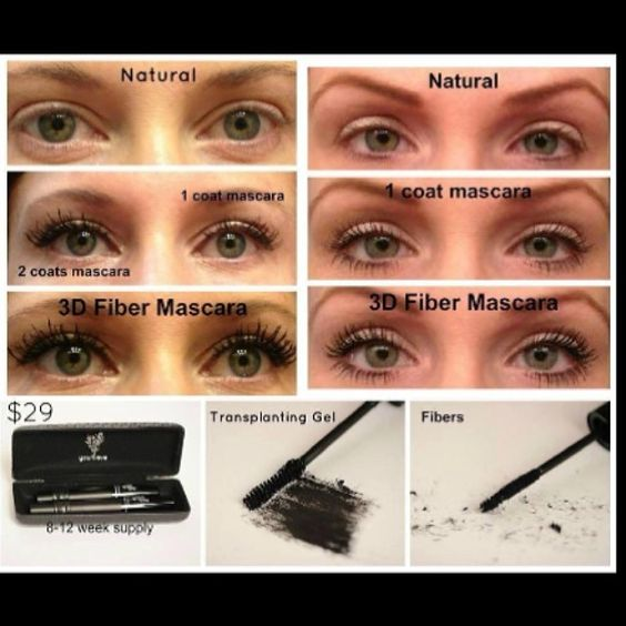 Notice first picture is all natural... Second picture is with 1 and 2 coats of regular mascara. Third picture is with Younique 3D Fiber Lashes Mascara! Amazing undeniable difference! Don't hold out any longer... This product is life changing! (Also very easy and quick!) http://www.youniqueproducts.com/AnitaHoffman