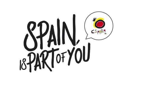 Spain is part of you turespaña