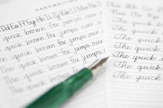 10 Hand Lettering Practice Worksheets | www.bydawnnicole.com