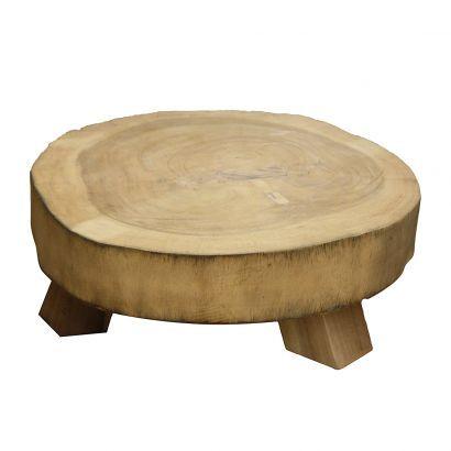 Table basse Holta Munggur massif 280€