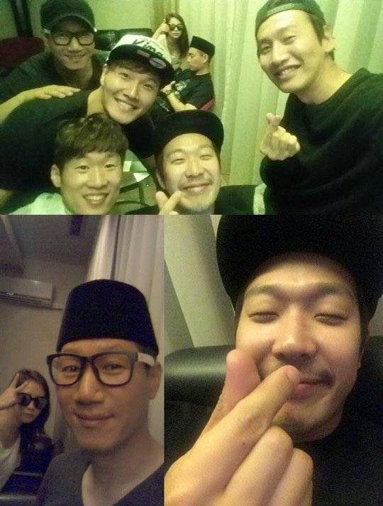 Running Man Episode 96 w/ Park Ji Sung and IU Running man