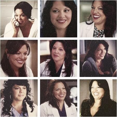 Many faces of Callie