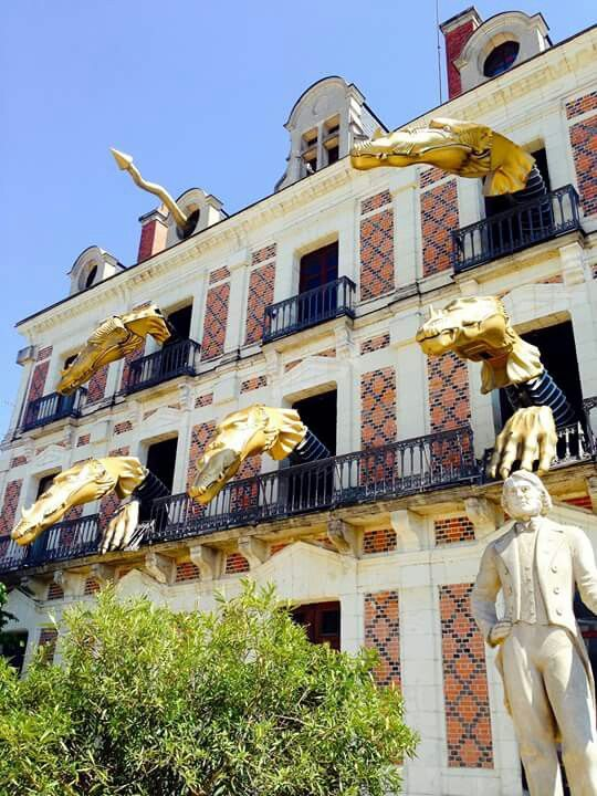 La maison de la magie, Blois.