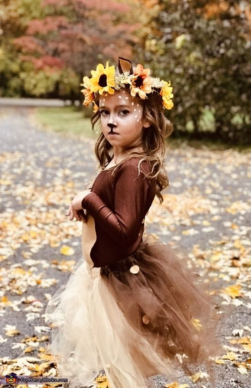 7 Year Old Halloween Costume For 2020 Deer   Halloween Costume Contest at Costume Works.in 2020